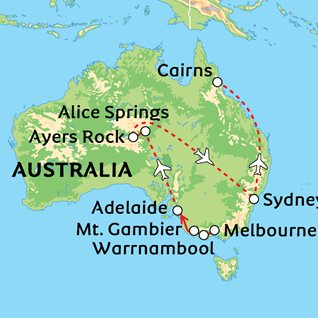 miejsca do połączenia w Melbourne